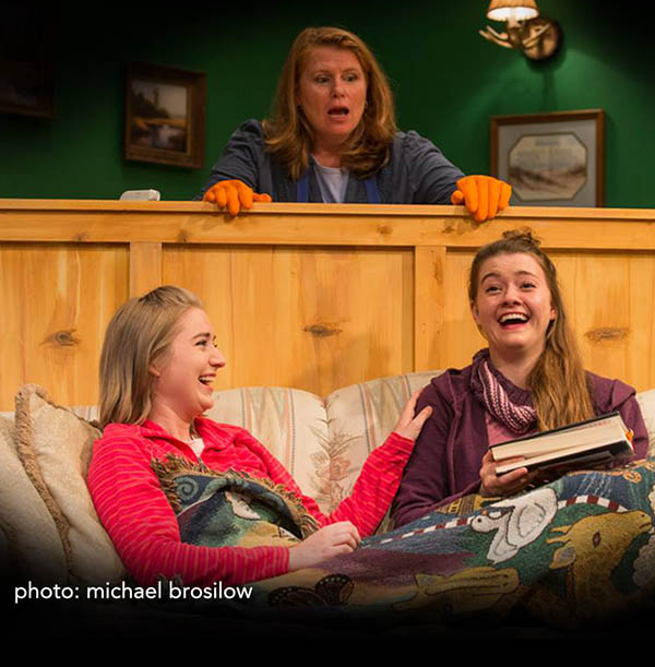 """Feminism, Politics And A Sarah Palin Type Candidate Clash In Rivendell's """"Grizzly Mama"""""""