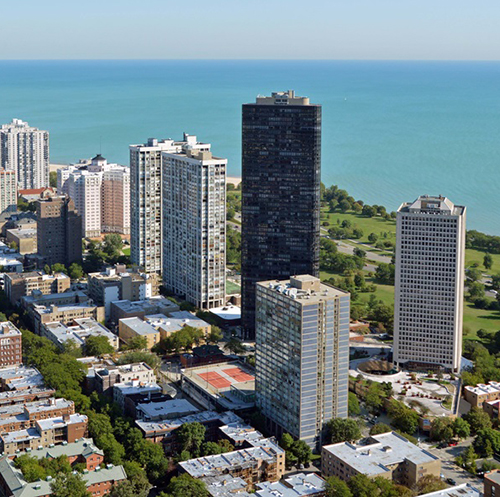 Sheridan Road High Rises Come Together For Unified Edgewater Art Show