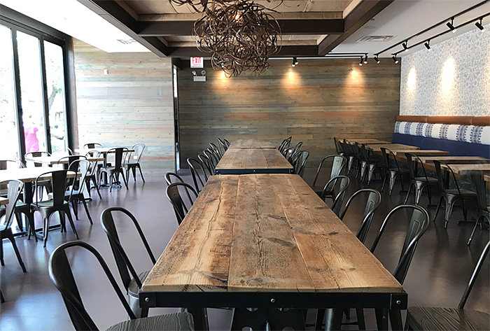 Opening Plans For Restaurant Taking Over Cantina 1910 Space, Expect Moderately Priced American Food And Full Bar