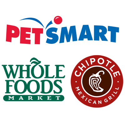 Petsmart And Chipotle Set To Open This Week, Whole Foods Next Month