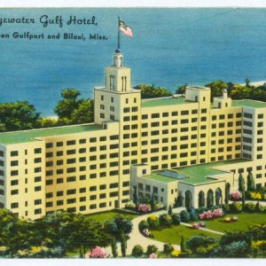 Edgewater Gulf Hotel Park Mississippi