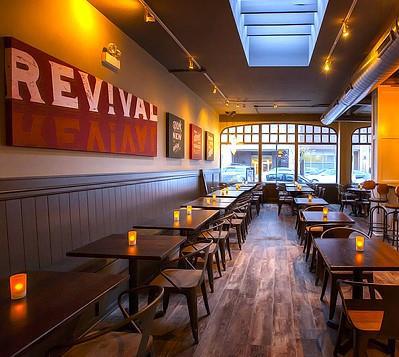 Granville Hotspot Restaurant Revival Social Club Unexpectedly Closes