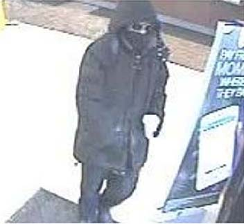 Man Robs Andersonville Bank Yesterday With Coffee In Hand