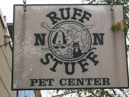 Ruff N' Stuff Closed, Famous Fido/Happy Tails Relocating