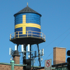 Andersonville Businesses Team Up To Help Raise Final Funds For The Water Tower